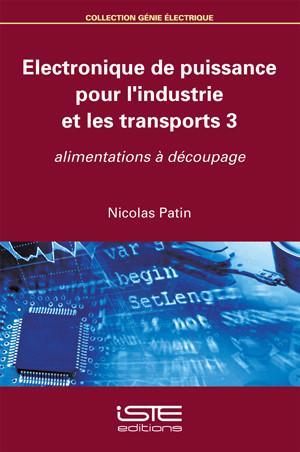 Electronique de puissance pour l'industrie et les transports 3