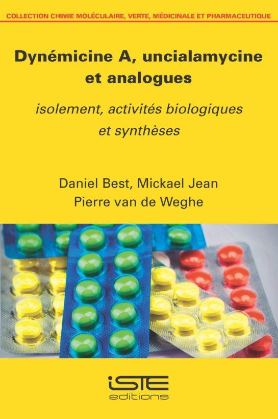 Dynémicine A, uncialamycine et analogues