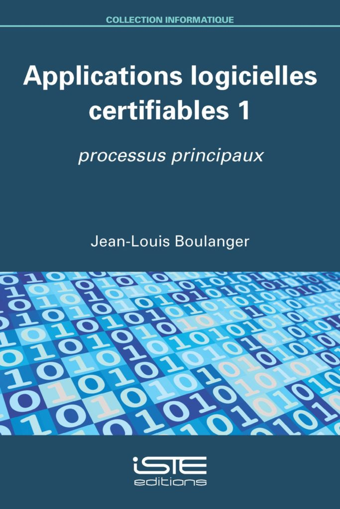 Applications logicielles certifiables 1