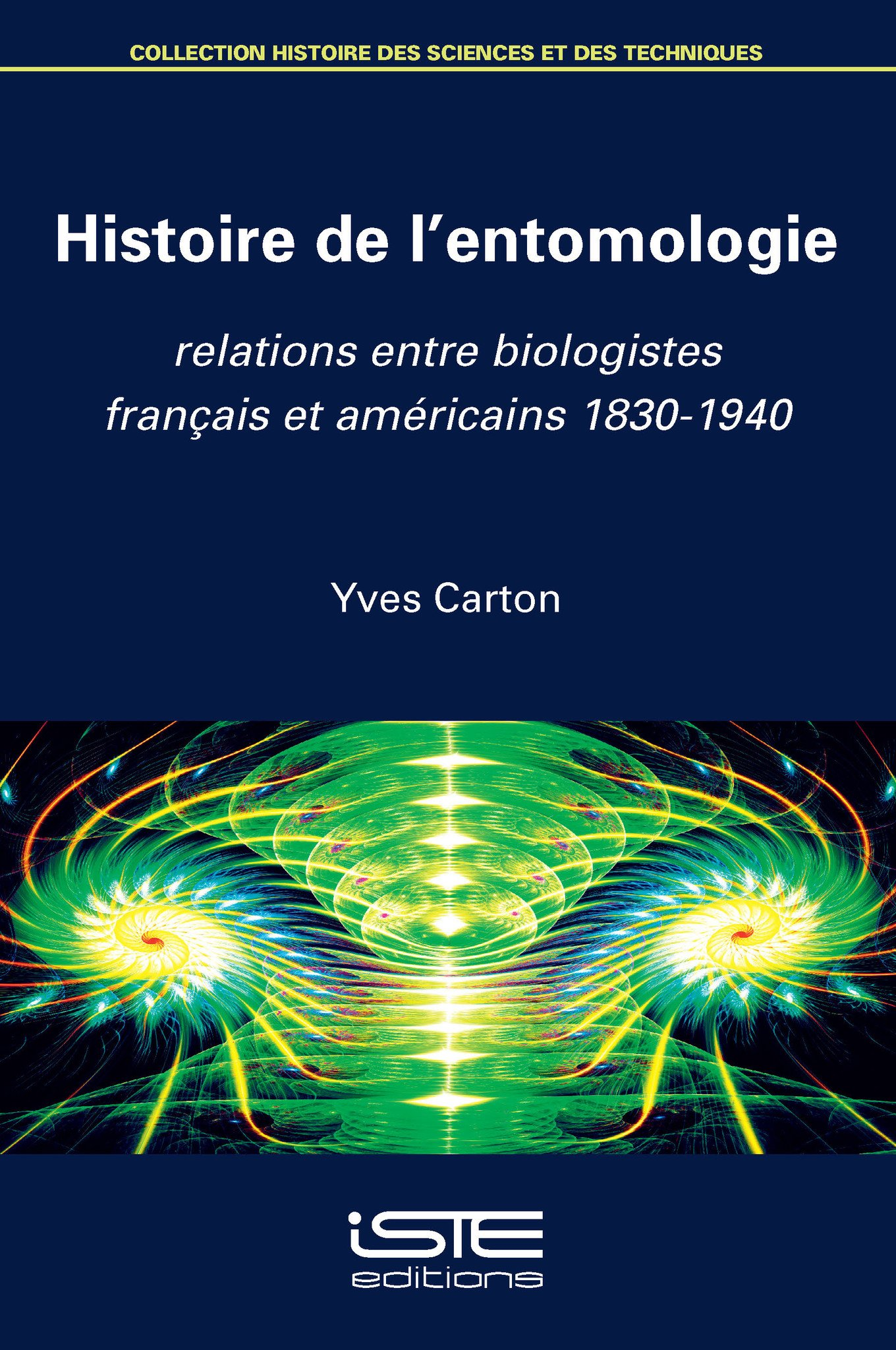 Histoire de l'entomologie