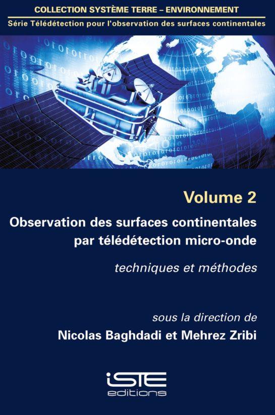 Observation des surfaces continentales par télédétection micro-onde