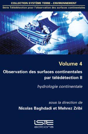 Observation des surfaces continentales par télédétection II