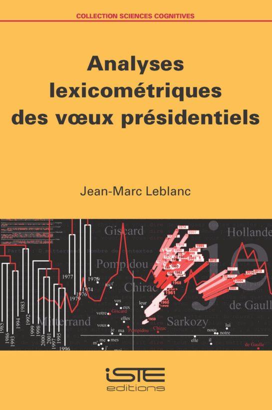 Analyses lexicométriques des voeux présidentiels