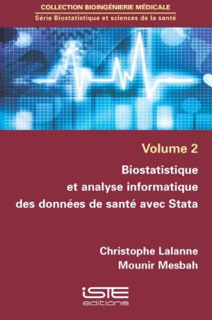 Biostatistique et analyse informatique des données de santé avec Stata