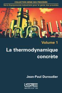 La thermodynamique concrète