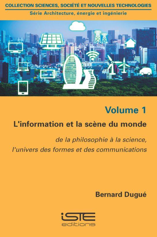 L'information et la scène du monde