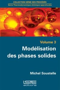 Modélisation des phases solides