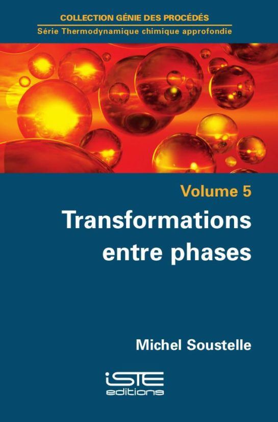 Transformations entre phases