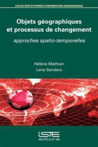 Objets géographiques et processus de changement