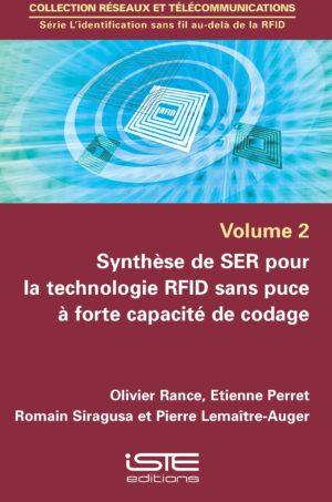 Synthèse de SER pour la technologie RFID sans puce à forte capacité de codage