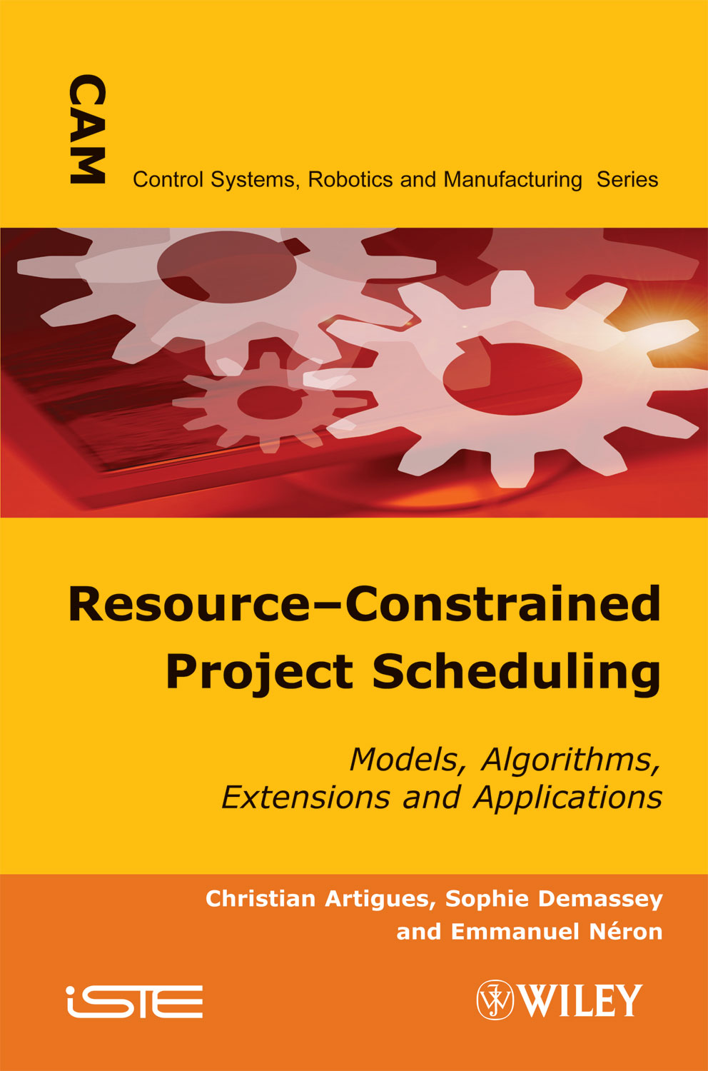 Resource Constrained Project Scheduling Iste Editions