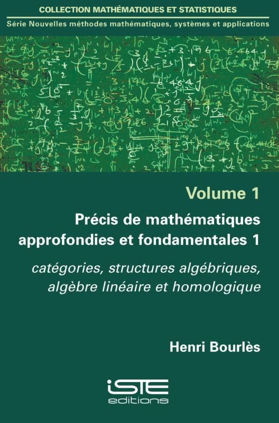 Précis de mathématiques approfondies et fondamentales 1 iste group