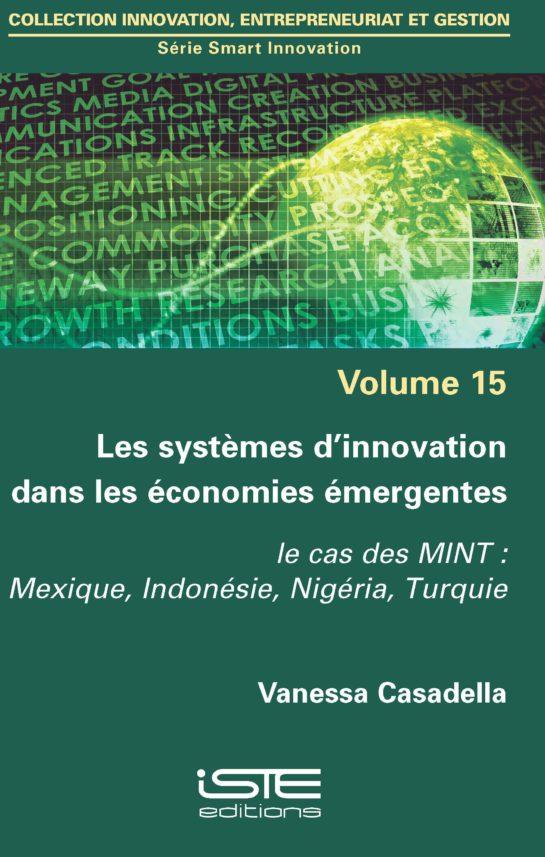 Les systèmes d'innovation dans les économies émergentes
