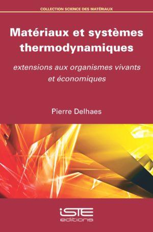 Matériaux et systèmes thermodynamiques iste group