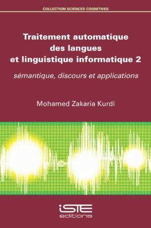 Traitement automatique des langues et linguistique informatique 2