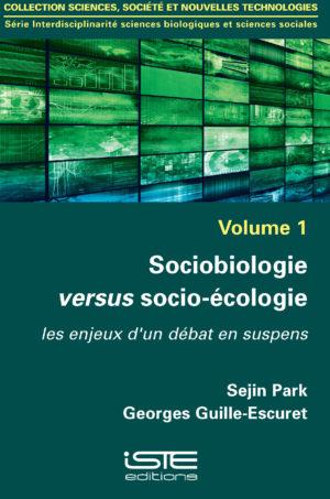 Sociobiologie versus socio-écologie iste group