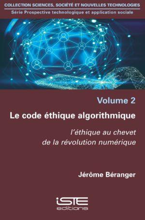 Le code éthique algorithmique ISTE Group