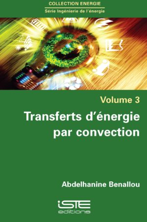 Transferts d'énergie par convection ISTE Group