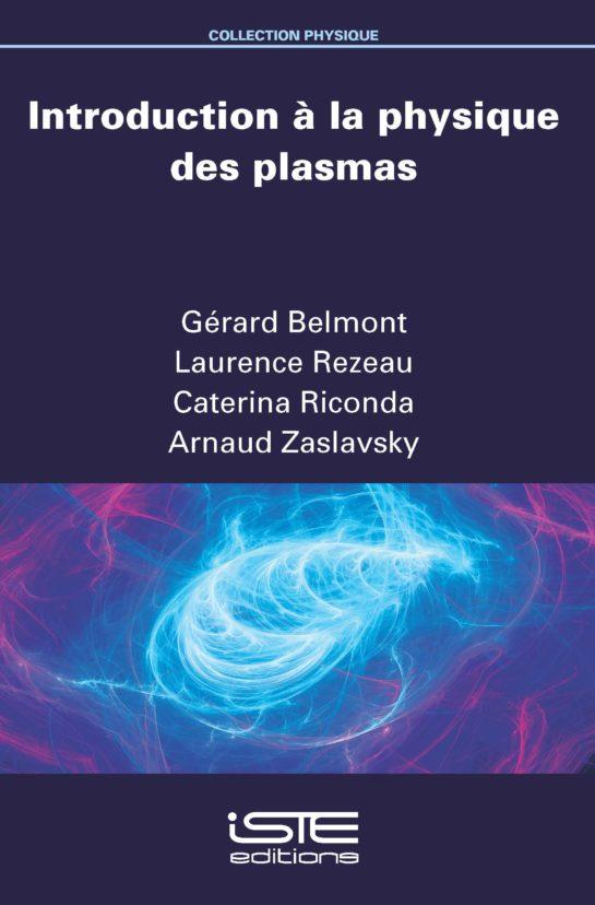 Introduction à la physique des plasmas ISTE Group