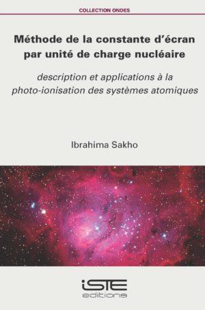 Méthode de la constante d'écran par unité de charge nucléaire ISTE Group