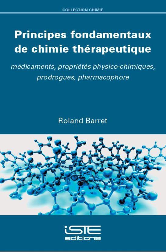 Principes fondamentaux de chimie thérapeutique