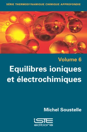 Equilibres ioniques et électrochimiques