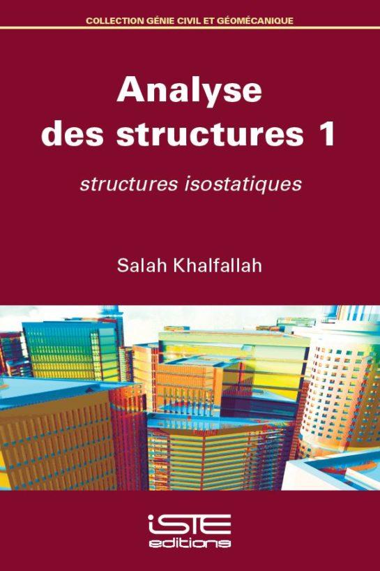 Analyse des structures 1