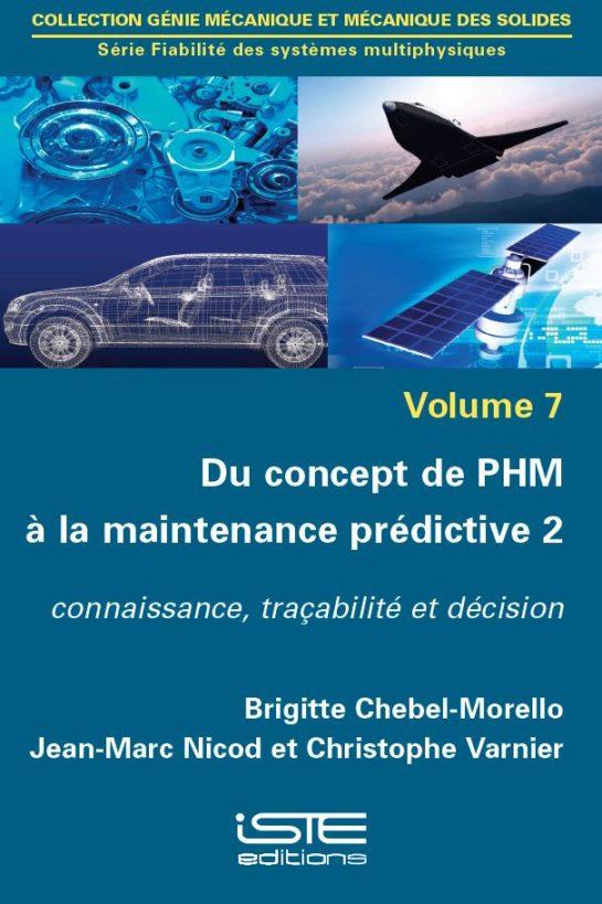 Du concept de PHM à la maintenance prédictive 2