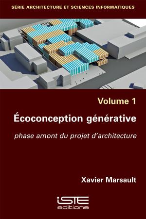 Ouvrage Écoconception générative - Xavier Marsault