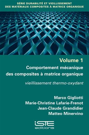 Ouvrage Comportement mécanique des composites à matrice organique - Marco Gigliotti, Marie-Christine Lafarie-Frenot, Jean-Claude Grandidier et Matteo Minervino