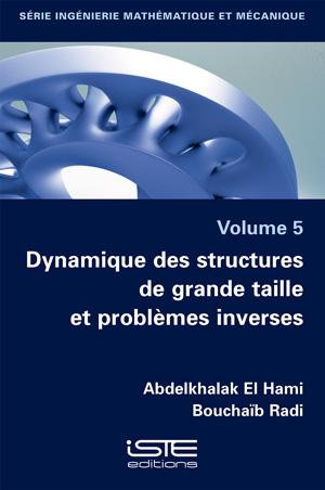 Ouvrage Dynamique des structures de grande taille - Abdelkhalak El Hami et Bouchaïb Radi