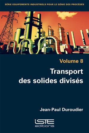 Ouvrage Transport des solides divisés - Jean-Paul Duroudier