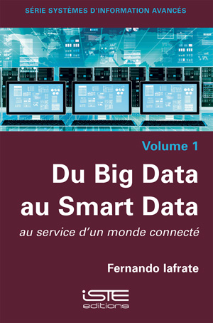Livre Du Big Data au Smart Data - Fernando Iafrate