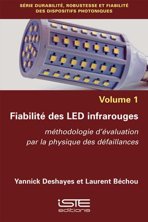Livre Fiabilité des LED infrarouges - Yannick Deshayes et Laurent Béchou