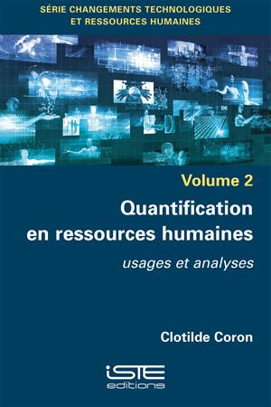 Livre Quantification en ressources humaines - Clotilde Coron