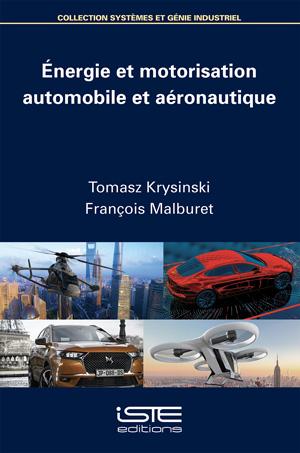 Livre Energie et motorisation automobile et aéronautique - Tomasz Krysinski et François Malburet