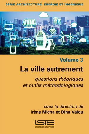 Livre La ville autrement - Irène Micha et Dina Vaiou