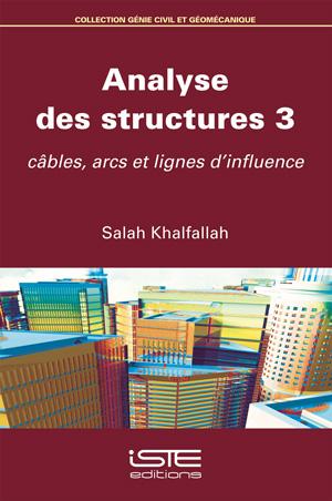 Livre Analyse des structures 3 - Salah Khalfallah
