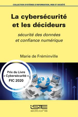 Livre La cybersécurité et les décideurs - Marie de Fréminville