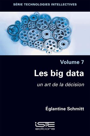 Livre Les big data - Églantine Schmitt
