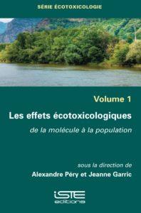Les effets toxicologiques - Alexandre Péry et Jeanne Garric