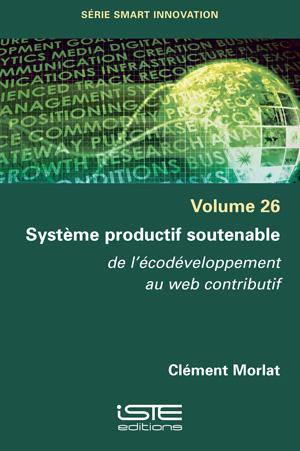 Livre scientifique - Système productif soutenable - Clément Morlat