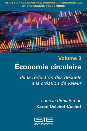Livre scientifique - Économie circulaire - Karen Delchet-Cochet