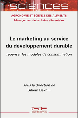 Livre scientifique - Le marketing au service du developpement durable - Sihem Dekhili