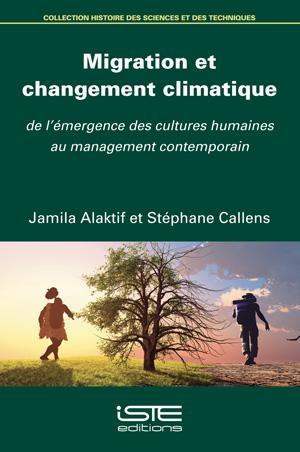 Livre scientifique - Migration et changement climatique - Jamila Alaktif, Stéphane Callens