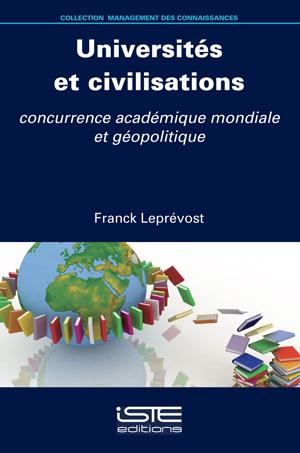 Livre scientifique - Universités et civilisations - Franck Leprévost