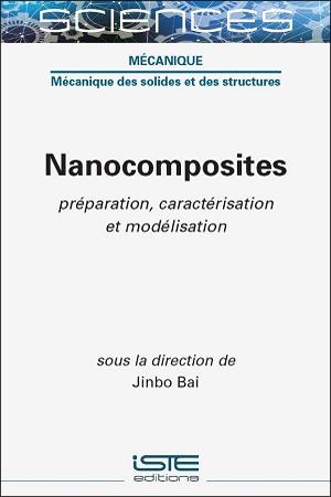 Livre scientifique - Nanocomposites - Jinbo Bai