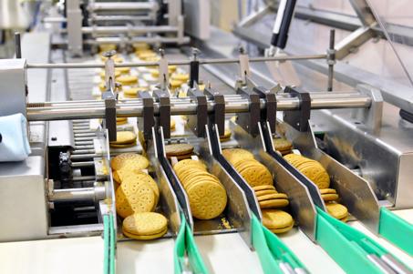 Science des aliments : machine